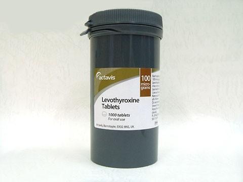 Thyroxine100mcg 1000錠