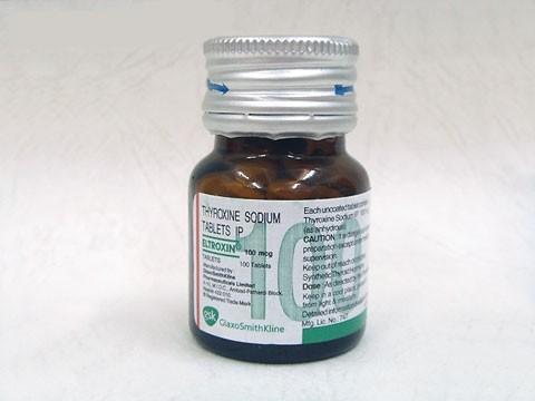 Thyroxine100mcg 200錠